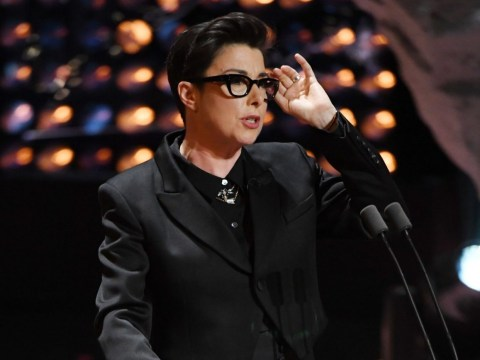 TV Baftas 2017: Presenter Sue Perkins swears up a storm and takes a dig at new Great British Bake Off Presenters
