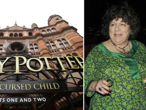 Miriam Margolyes spices up Bafta red carpet with epic rant about being 'over' Harry Potter
