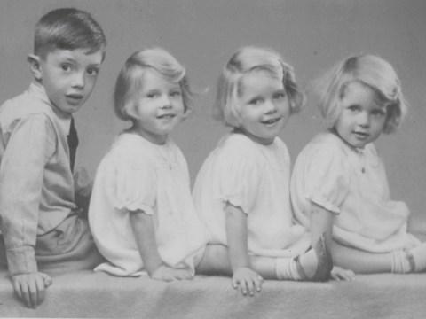 Britain's oldest surviving triplets celebrate 80th birthday