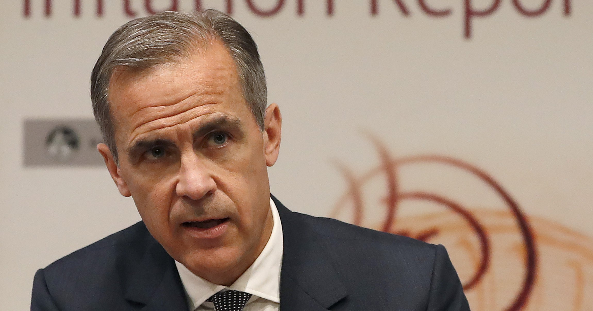 Governor of the Bank of England falls for hoax emails and reveals awkward secrets
