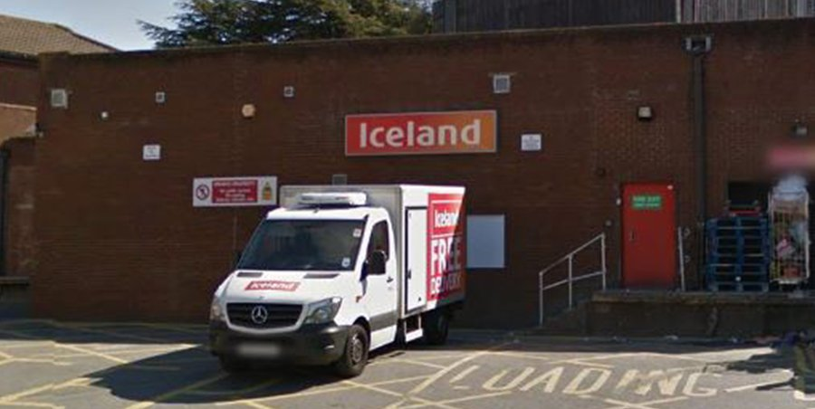 Someone tricked Iceland staff into