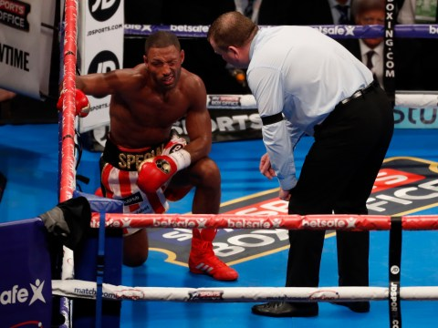Kell Brook admits fear of going blind forced him to retire against Errol Spence Jr