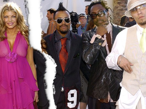 Fergie may have officially left the Black Eyed Peas due to 'experiencing creative differences'