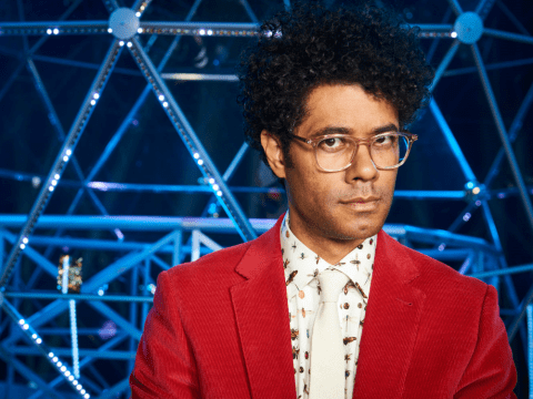 The Crystal Maze reboot is coming to screens very soon and here's your first look at host Richard Ayoade