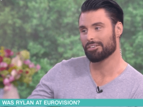 Rylan Clark-Neal confirms he was not in Eurovision after fans confuse him for several different acts