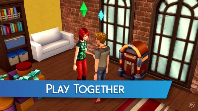 The Sims Mobile - bringing Sims fans together