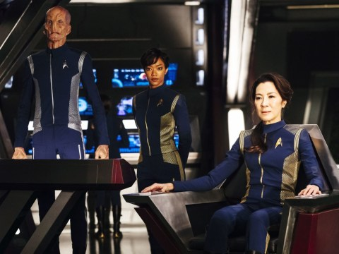 Star Trek: Discovery trailer teases all-out war with Klingons at Comic-Con