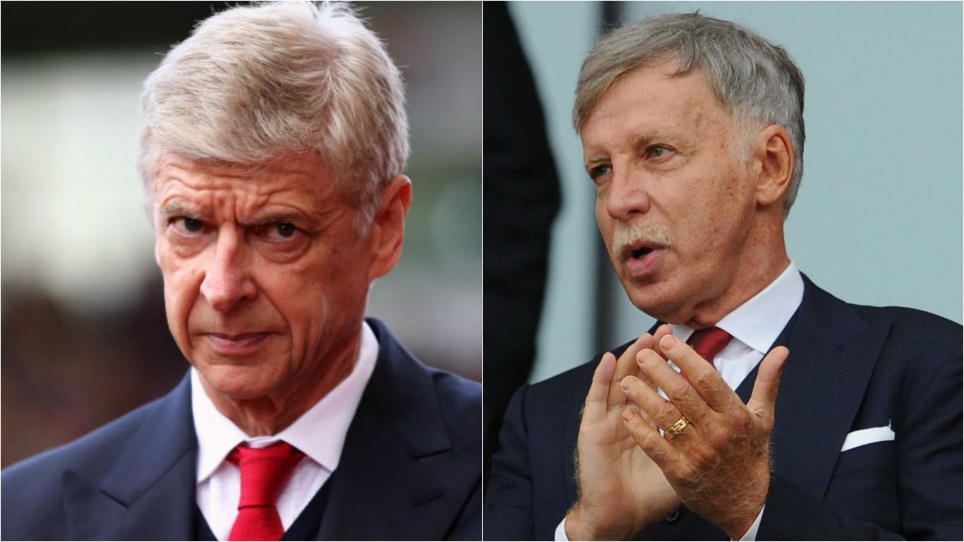 Stan Kroenke receives £1 billion offer to sell his stake in Arsenal