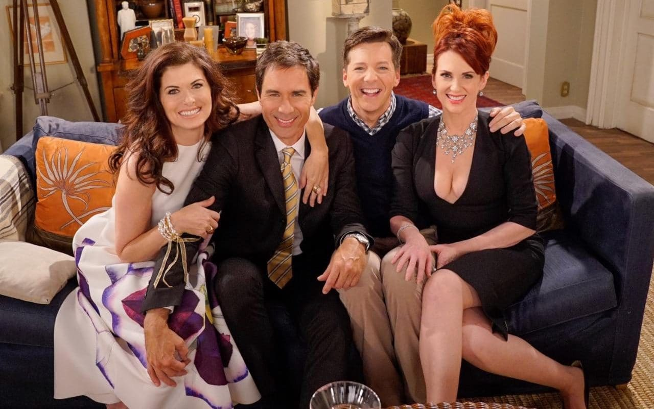 Will & Grace are back with a five-minute trailer that includes a musical number