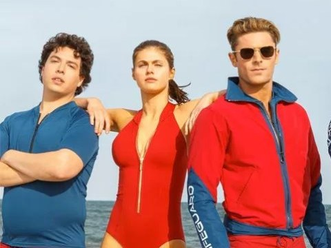 Zac Efron is 'dating Baywatch co-star Alexandra Daddario'