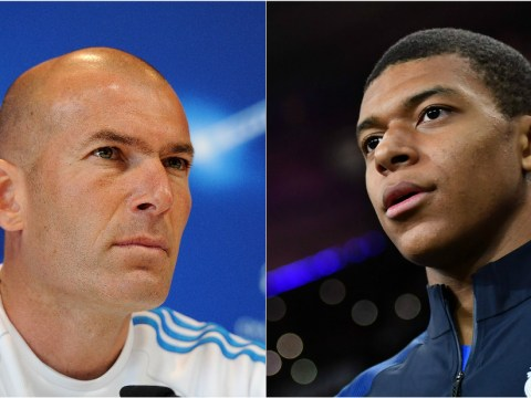 Zinedine Zidane speaks out after Kylian Mbappe reportedly agrees Real Madrid transfer