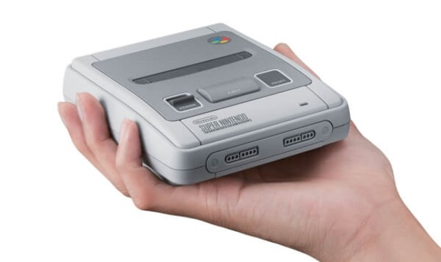 Nintendo Classic Mini SNES - the best console then and now