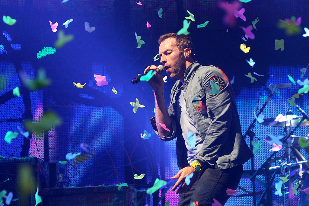 I'm tired of hiding the truth – I like Coldplay and I'm not ashamed