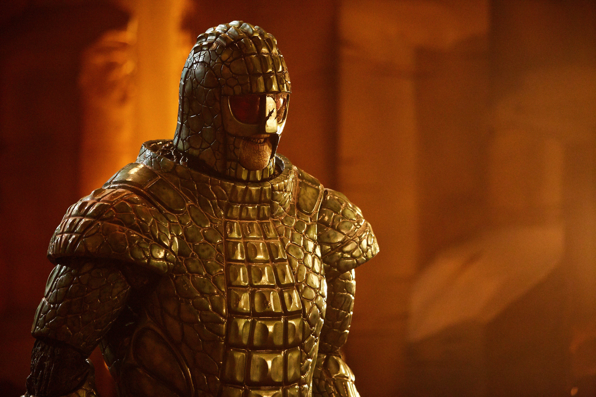 Doctor Who: The Ice Warriors return, but who are they? Here's everything you need to know