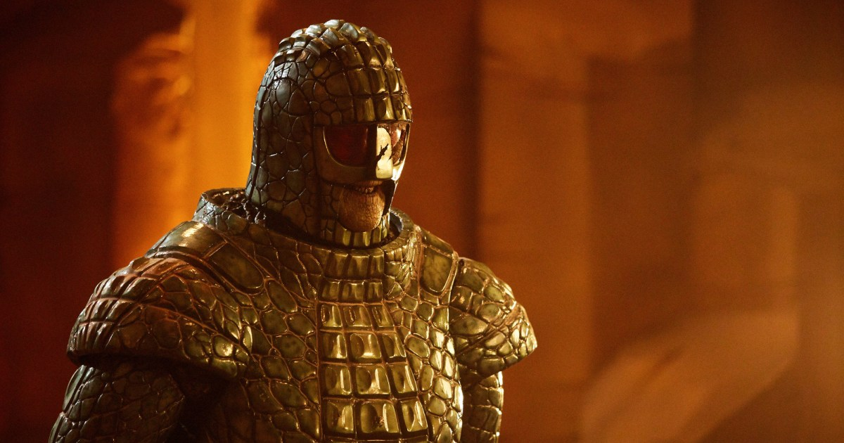 Doctor Who series 10 episode 9: Who are the Ice Warriors