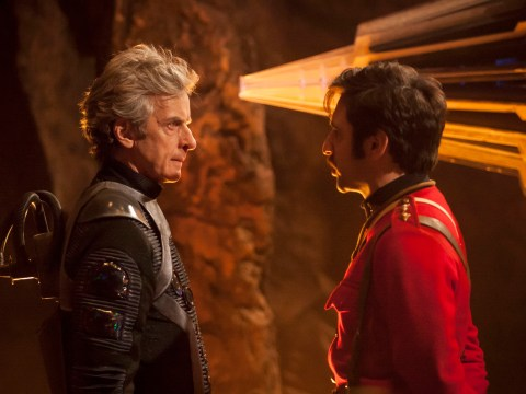 Doctor Who series 10 episode 9: The Ice Warriors take on the British Empire, and Missy escapes from the Vault