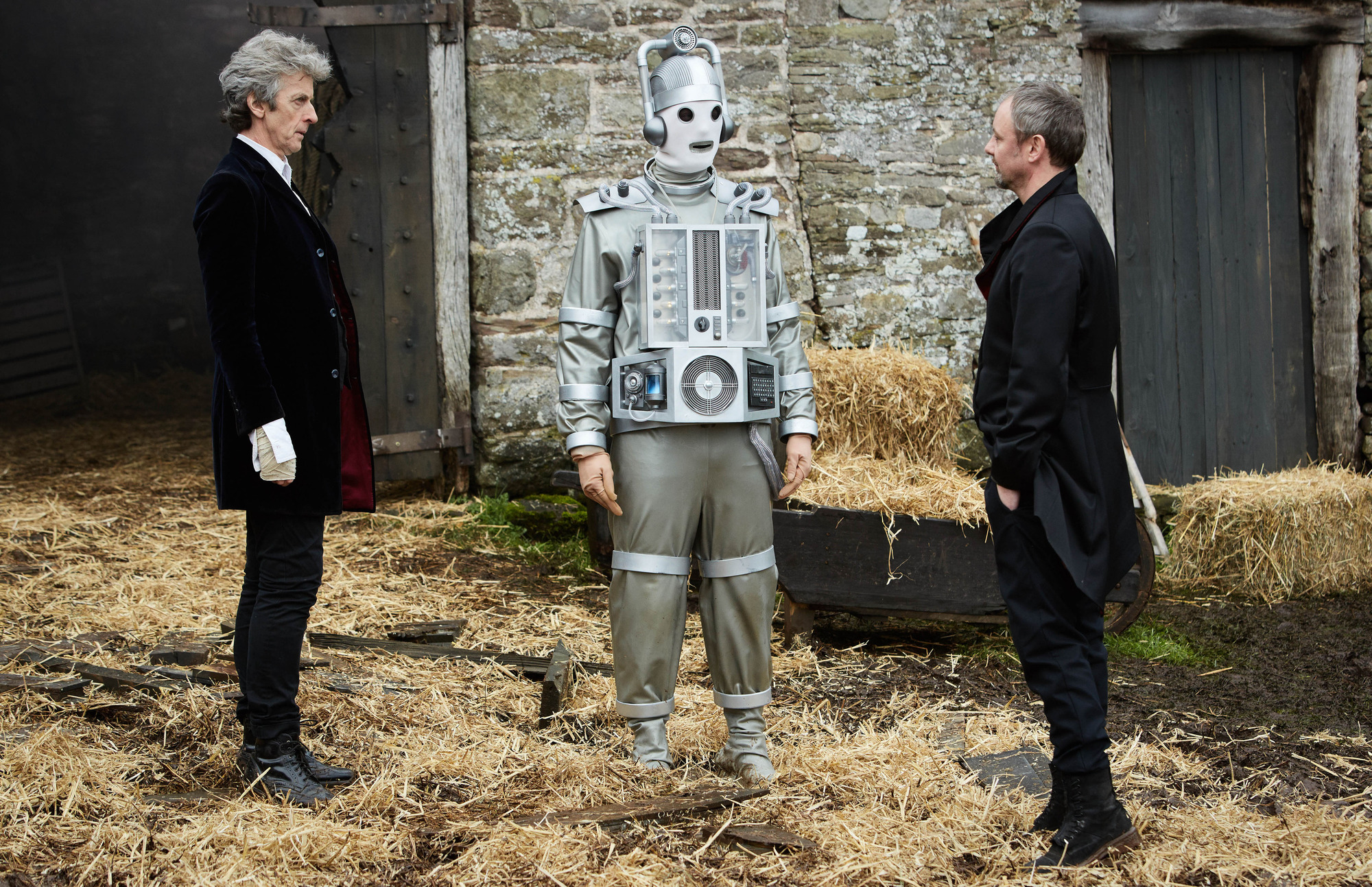 Doctor Who series 10 episode 12: Bill is resurrected, the Master destroys himself – and the Doctor meets another Doctor