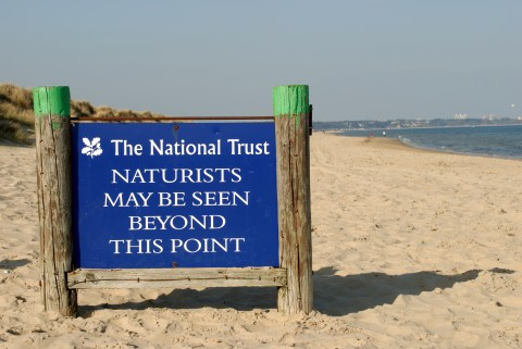 I went to a nudist beach for the first time and here's what ...