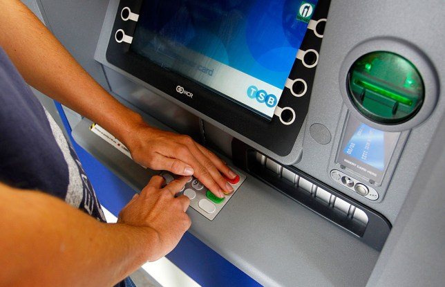 Does entering your PIN backwards at an ATM summon the police