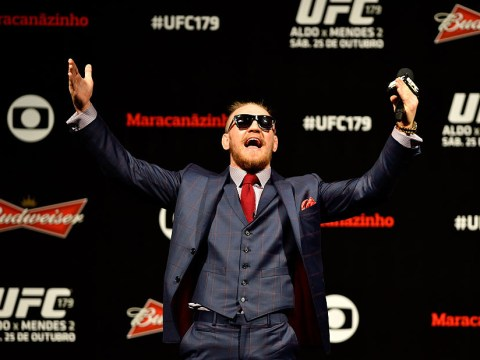 Conor McGregor tops Anthony Joshua and Wladimir Klitschko on Forbes' highest-paid athletes list