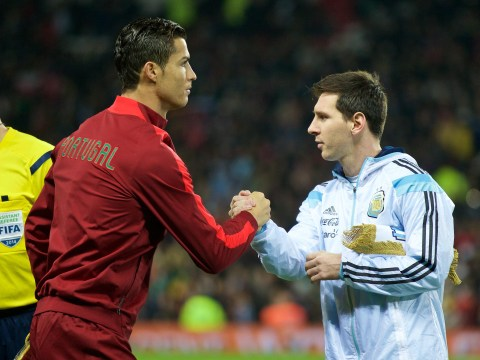 Lionel Messi can't win the World Cup on his own! Diego Maradona admits he wishes Cristiano Ronaldo were Argentinian