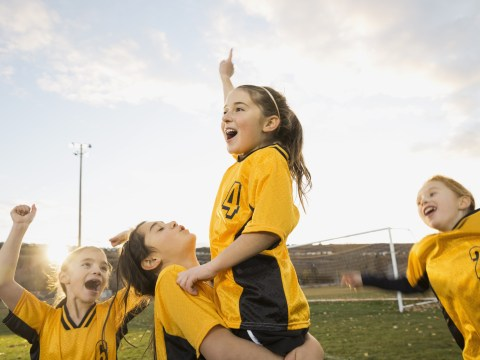 National School Sport Week: Why I pretend to love PE so my daughter won't hate it like I did