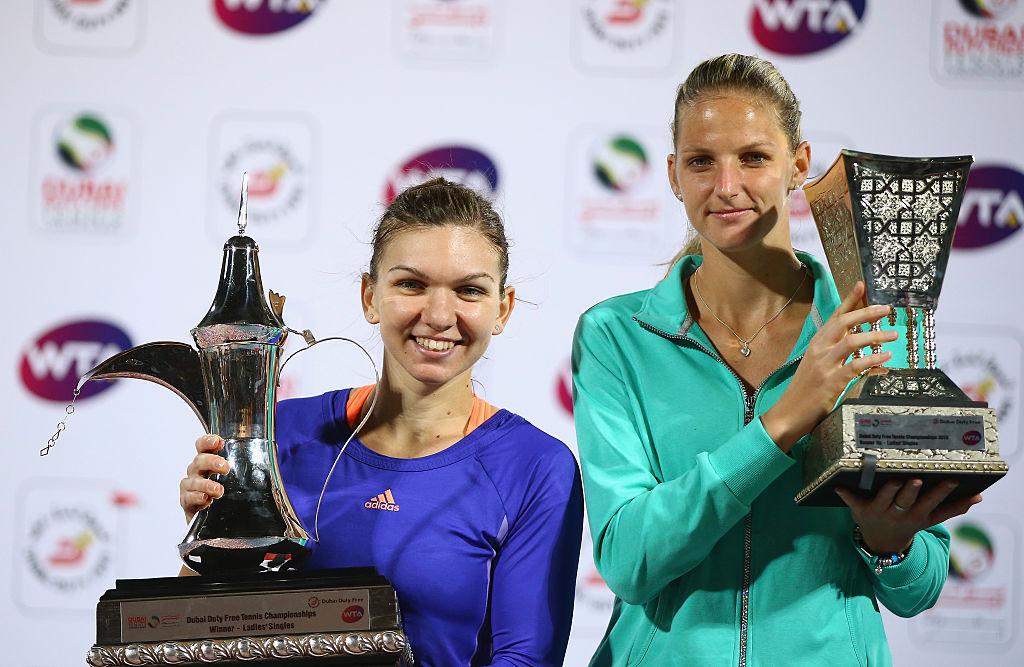 French Open Day 12 LIVE: Jelena Ostapenko through, Simona Halep v Karolina Pliskova in action