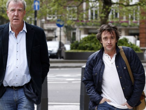 'I'm doing all his work': Jeremy Clarkson gives Richard Hammond update