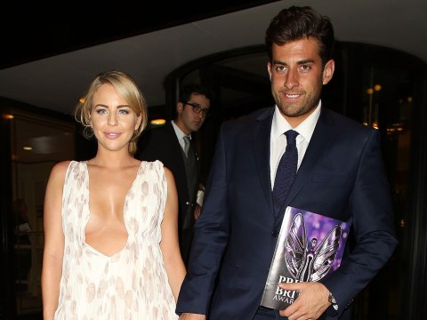 Lydia Bright confirms her ex James 'Arg' Argent is coming back to TOWIE after rehab