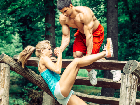 Forget Glastonbury, head to the UK's first three day fitness festival instead