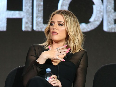 Khloe Kardashian denies copying designs from independent label