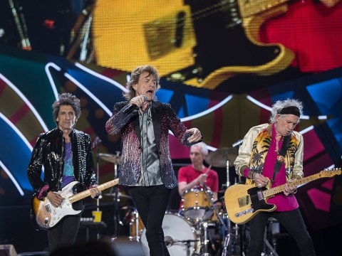 Keith Richards confirms The Rolling Stones are recording new album after Mick Jagger is pictured working with Skepta