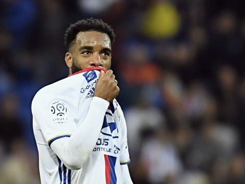 Arsenal transfer target Alexandre Lacazette had best conversion rate in Europe last season