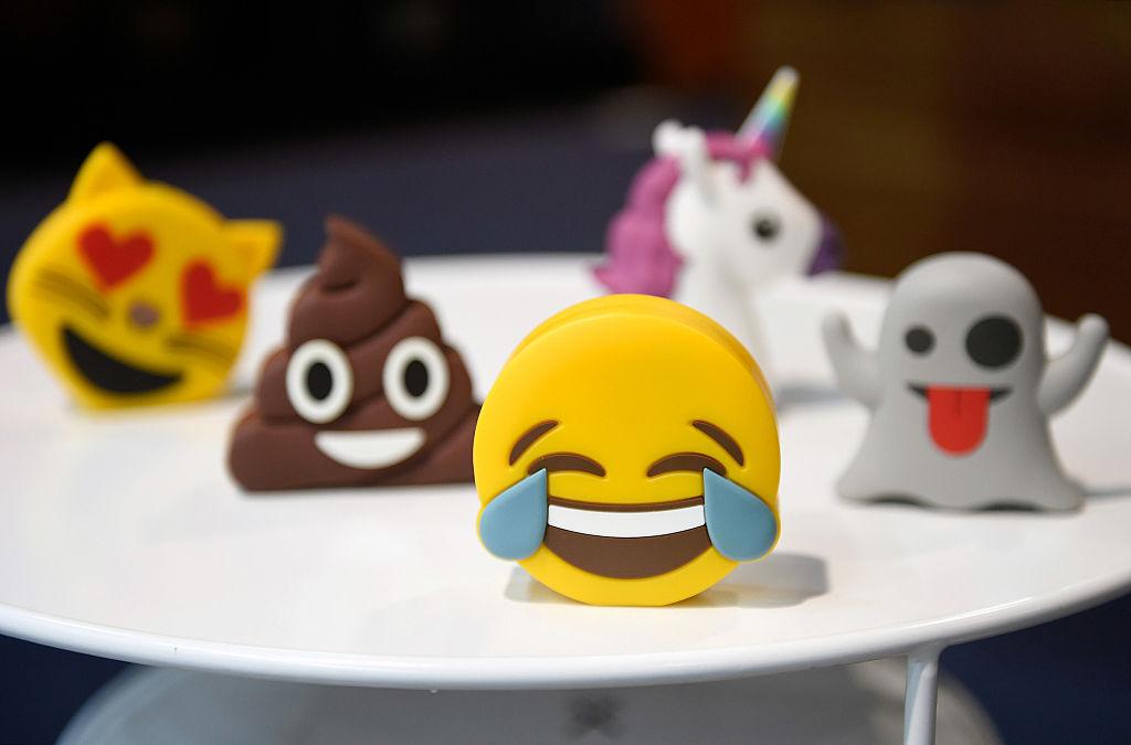Using emoji at school 'could improve language skills'