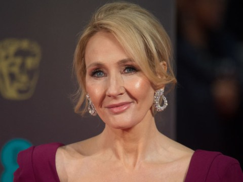 J.K. Rowling strongly defends Theresa May after Twitter follower brands her a 'wh*re'
