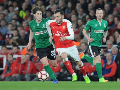Arsenal ready to allow Lucas Perez transfer away for just £13million
