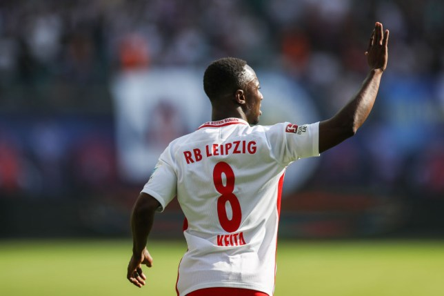 the best attitude 01114 cad3c Liverpool transfer news: Naby Keita wants to wear No.8 shirt ...