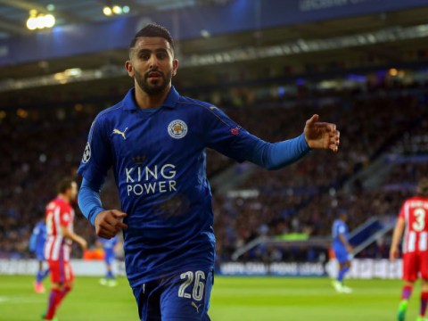 Riyad Mahrez wants Arsenal move over Chelsea and Liverpool because of Arsene Wenger