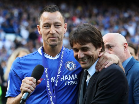 Antonio Conte believes Harry Maguire has the potential to emulate Chelsea legend John Terry