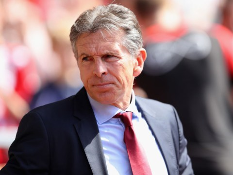 Southampton sack manager Claude Puel after just one season