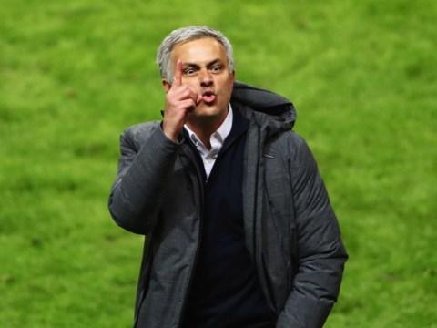 Jose Mourinho still wants Romelu Lukaku transfer once Manchester United sign Alvaro Morata