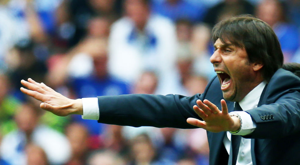 Antonio Conte told running Chelsea via text messages is wrong by Manchester United legend Eric Cantona