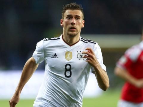 Arsenal get Leon Goretzka transfer blow as Schalke rule out sale