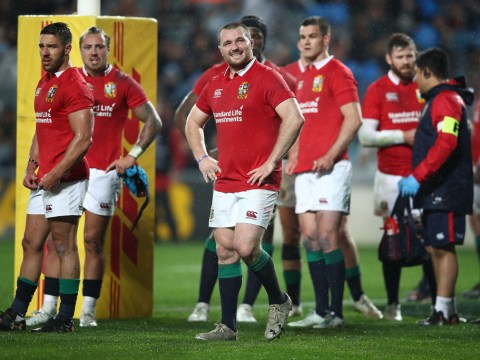 British and Irish Lions defeat to Blues 'great preparation' for All Blacks, claims Warren Gatland