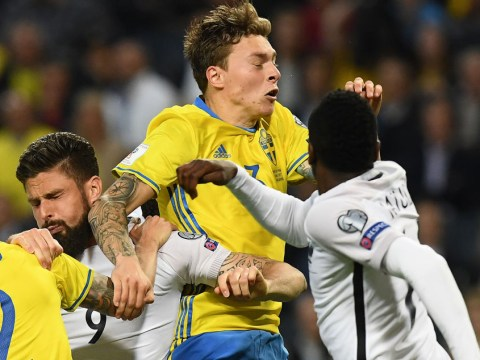 Victor Lindelof may need time to succeed at Manchester United, predicts Sweden team-mate
