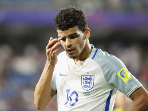Chelsea snub Dominic Solanke following Under-20 World Cup heroics