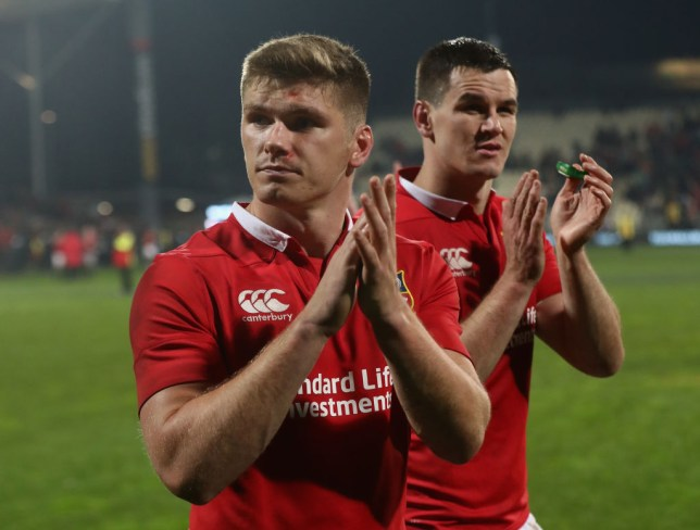 Sexton has played second fiddle so far, but Owen Farrell's injury means the Irishman could be leading man once again (Picture: Getty Images)