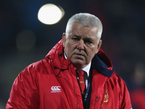 Warren Gatland set to call up six reinforcements for British & Irish Lions