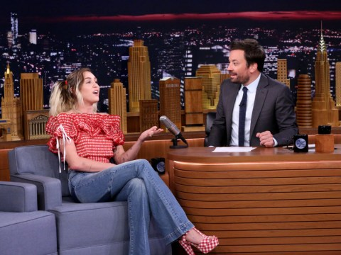 Miley Cyrus reveals she quit weed after giving herself a scare