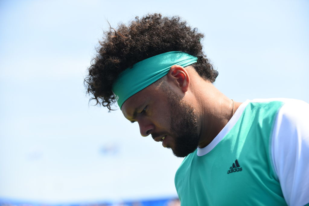 Jo-Wilfried Tsonga the latest to join mass exodus of seeds at Queen's
